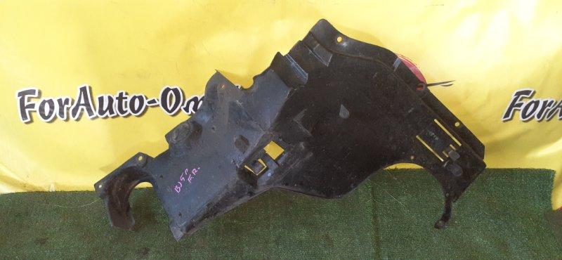 Защита двс Mazda 323 BJ передняя правая (б/у)