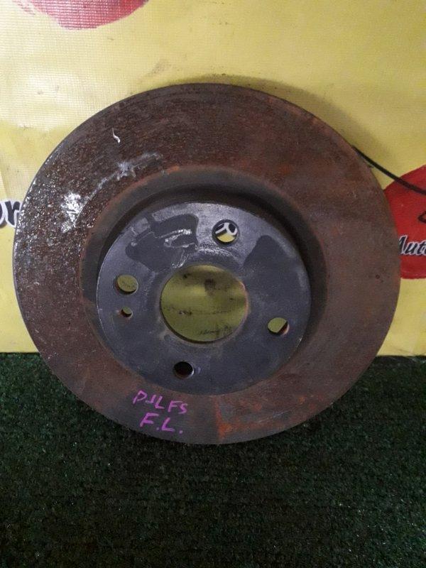 Диск тормозной Mazda Demio DJ3AS передний (б/у)