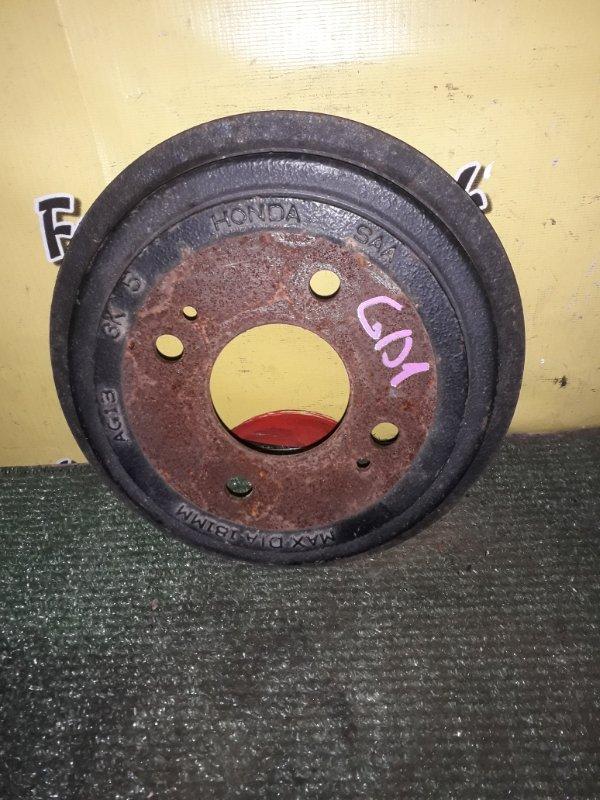 Барабан тормозной Honda Fit GD1 (б/у)