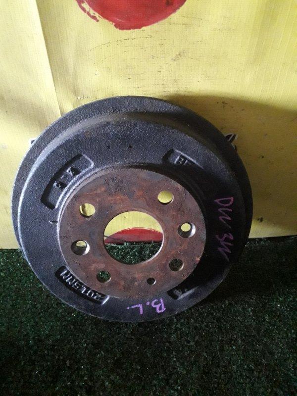 Барабан тормозной Mazda 323 BJ задний (б/у)