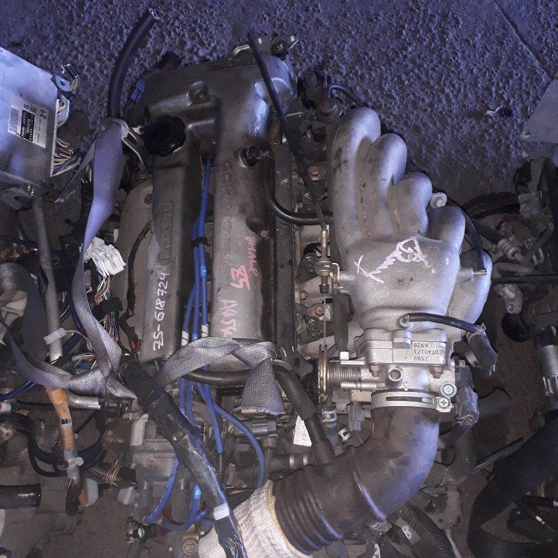 Двигатель Mazda Familia BHALP Z5 (б/у)