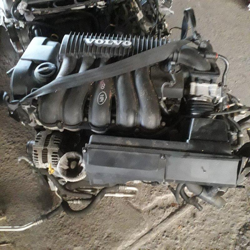 Двигатель Volvo V50 MW66 B5244S4 2009 (б/у)