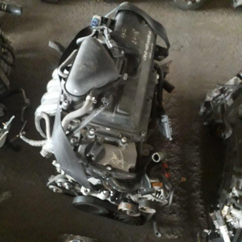 Двигатель Nissan Mazda Ad AK12 CR12-DE (б/у)