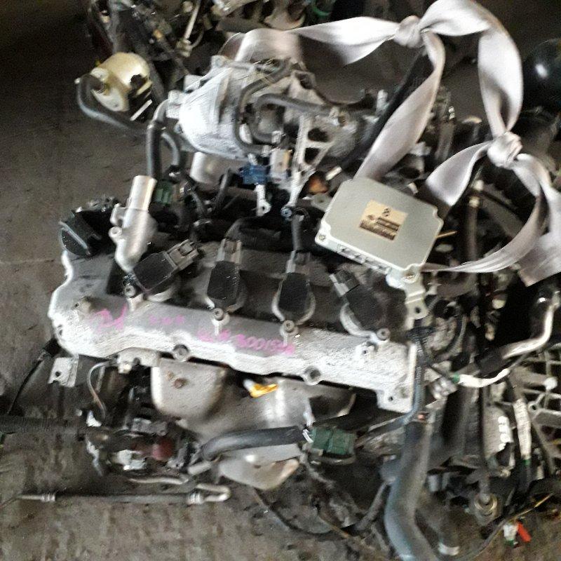 Двигатель Nissan Mazda Almera BVHNY11 QG18-DE (б/у)