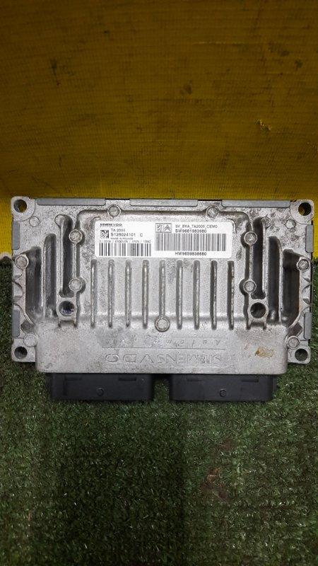 Блок управления акпп Peugeot 307 3A/C EW10AF 2009 (б/у)