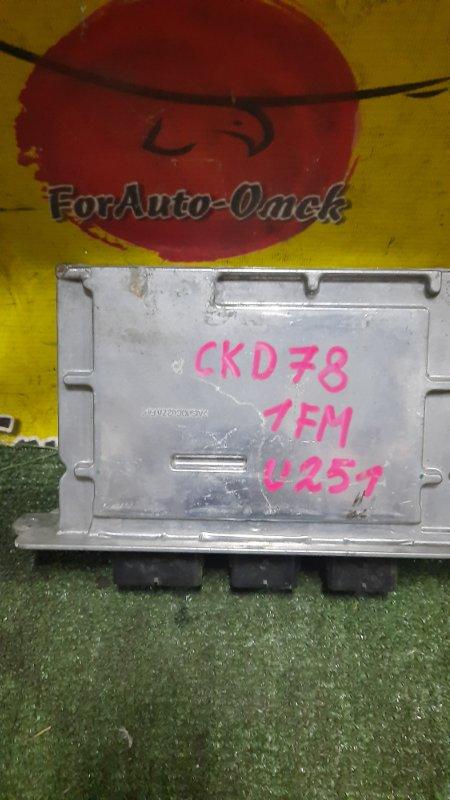 Блок управления efi Ford Explorer U251 COLOGNE V6 2007 (б/у)
