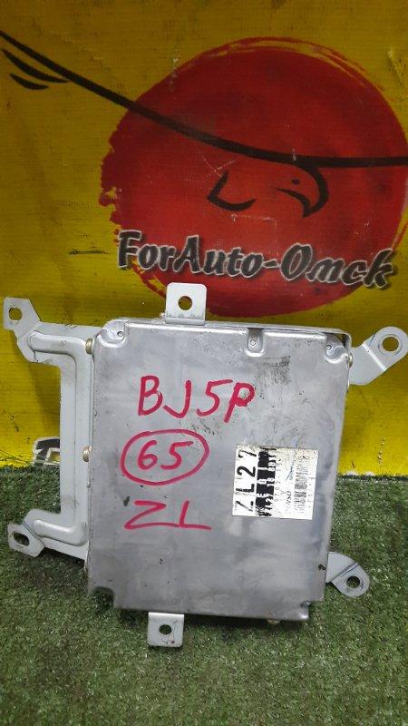 Блок управления efi Mazda Familia BJ5P ZL-DE 2003 (б/у)