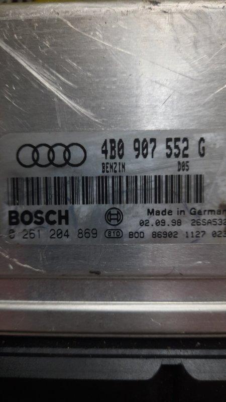Блок управления efi Audi A4 B5 AGA 1999 (б/у)