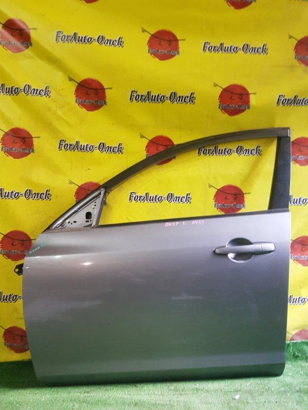 Дверь Mazda Axela BK3P передняя левая (б/у)