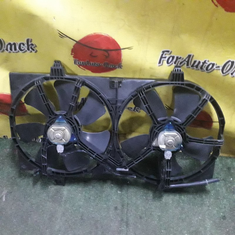 Диффузор радиатора Nissan Sunny FB15 QG15-DE (б/у)