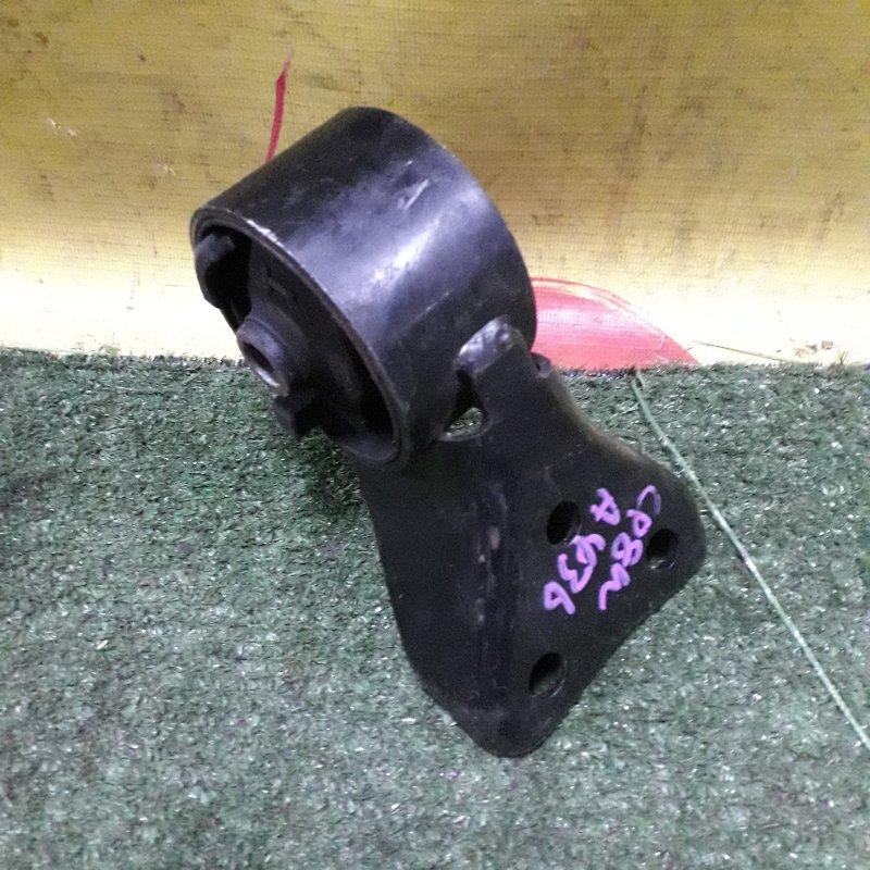 Подушка двигателя Mazda 323 BJ B3 задняя (б/у)