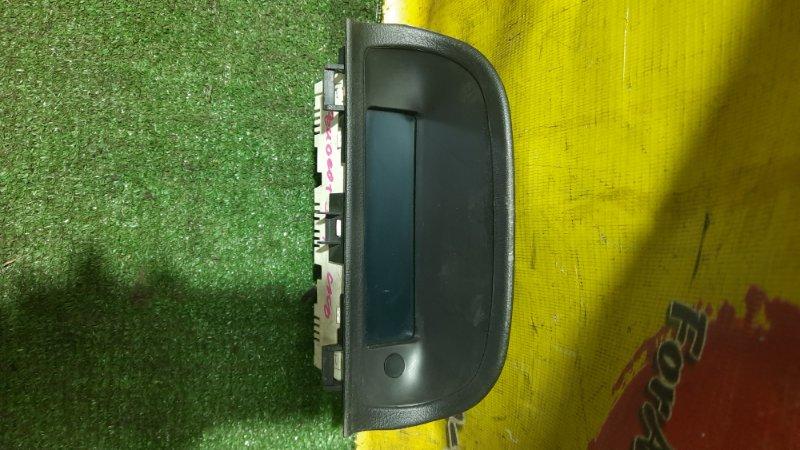 Монитор дисплей Peugeot 307 3A/C EW10AF 2009 (б/у)