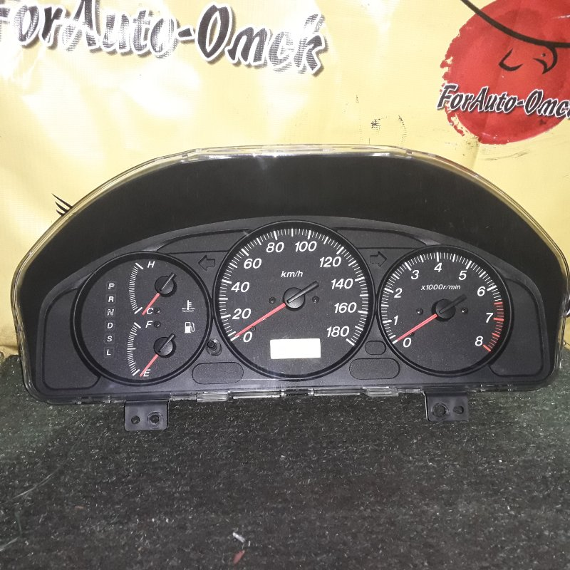 Панель приборов Mazda Premacy CP8W (б/у)