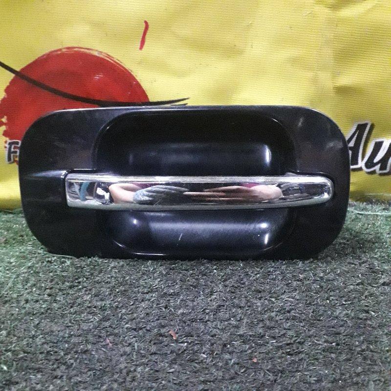 Ручка двери внешняя Honda Mobilio GB1 задняя правая (б/у)