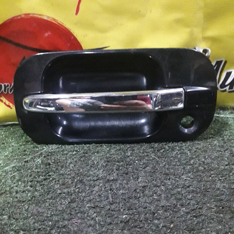 Ручка двери внешняя Honda Mobilio GB1 передняя левая (б/у)