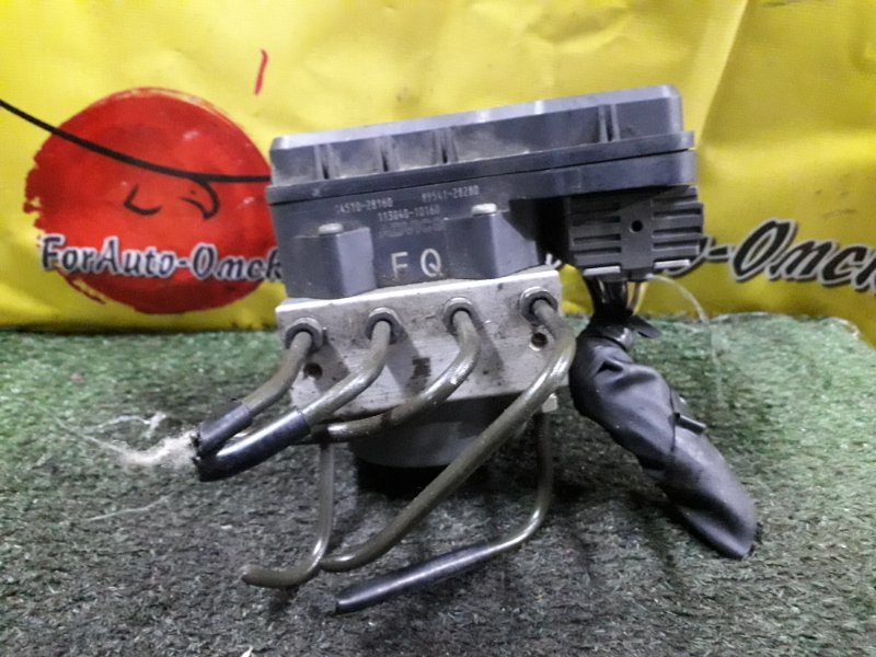 Блок abs Toyota Noah ZRR70W (б/у)