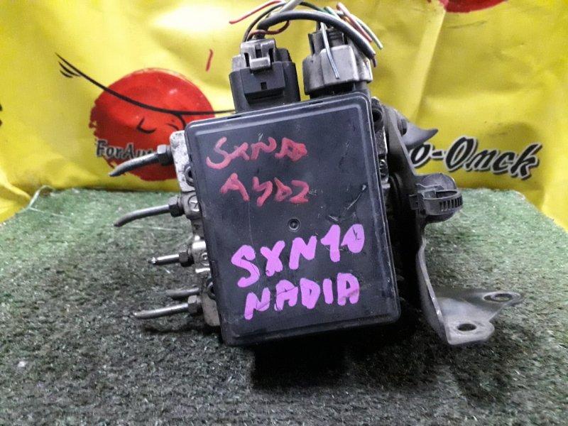 Блок abs Toyota Gaia CXM10G (б/у)