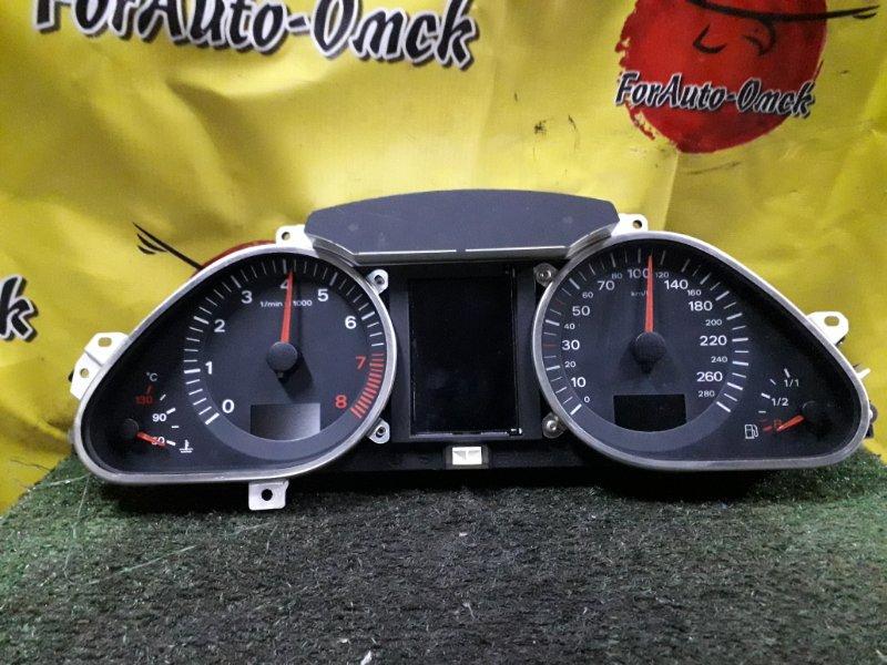 Панель приборов Audi A6 C6 AUK 2005 (б/у)