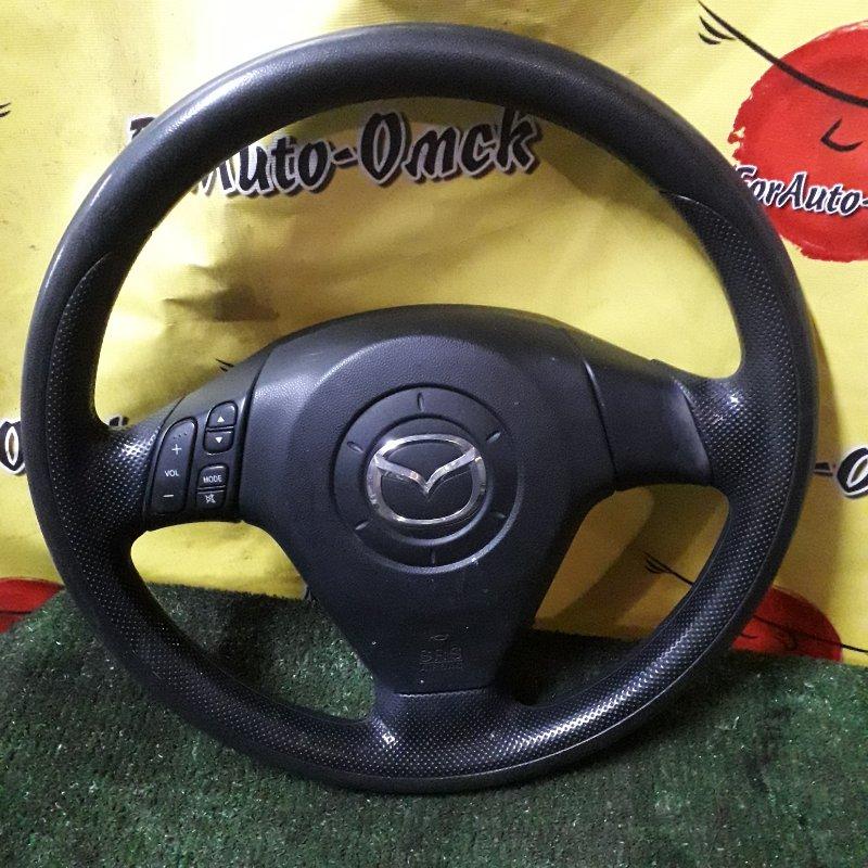 Руль Mazda Axela BK3P (б/у)