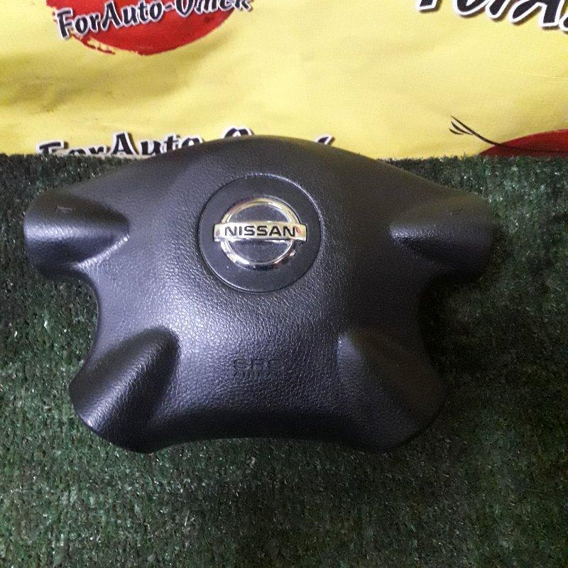 Airbag водительский Nissan Primera QP12 QG18DE 2005 (б/у)