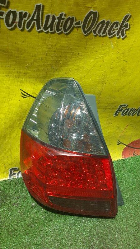 Стоп-сигнал Honda Fit GD1 левый (б/у)