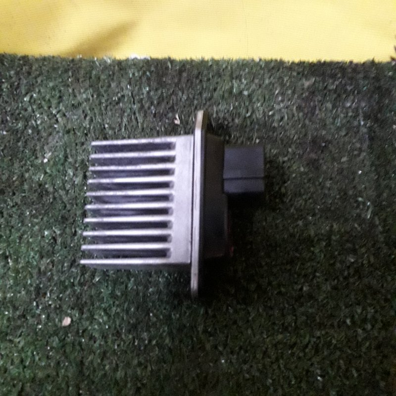 Реостат печки Mitsubishi Legnum EA3W 4G64 2000 (б/у)