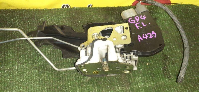 Замок двери Honda Fit GD1 передний левый (б/у)