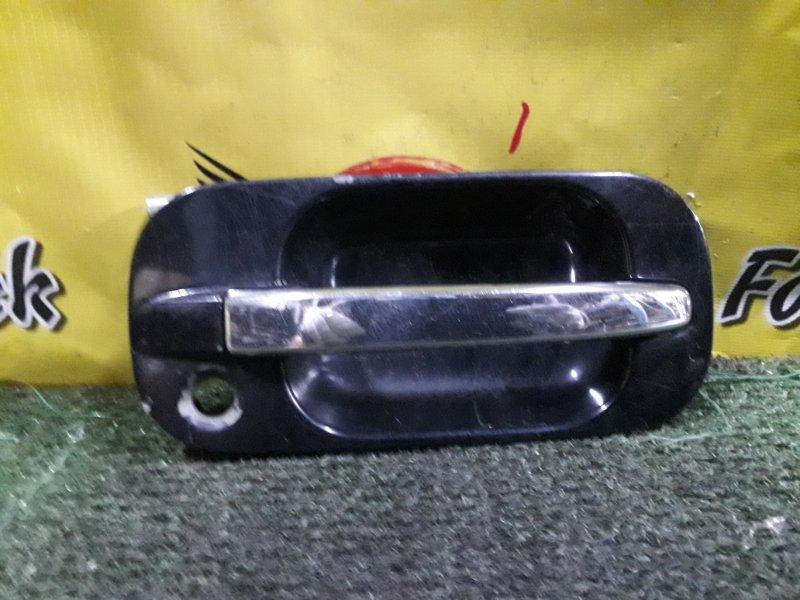 Ручка двери внешняя Honda Mobilio GB1 передняя правая (б/у)
