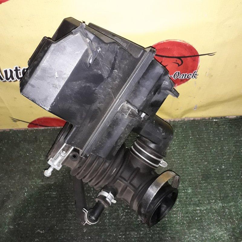 Патрубок воздушного фильтра Nissan Mazda Ad B15 QG13-DE (б/у)