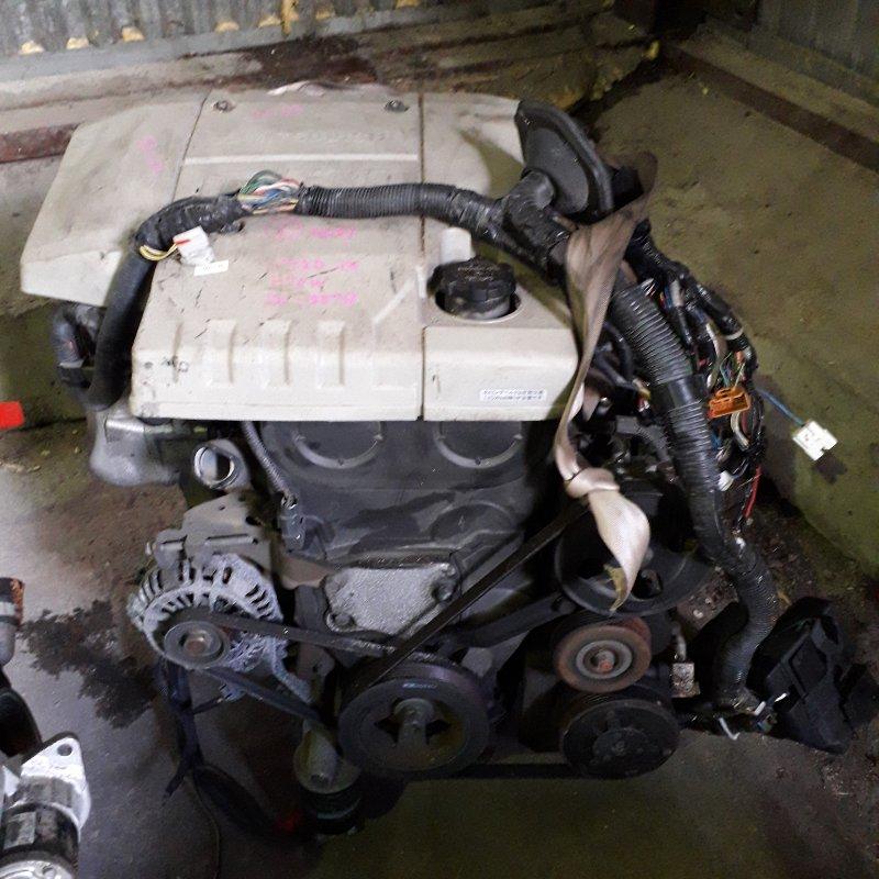 Двигатель Mitsubishi Pajero Io H61W 4G93 (б/у)