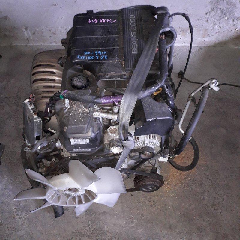 Двигатель Toyota Altezza GS151 1G-FE (б/у)