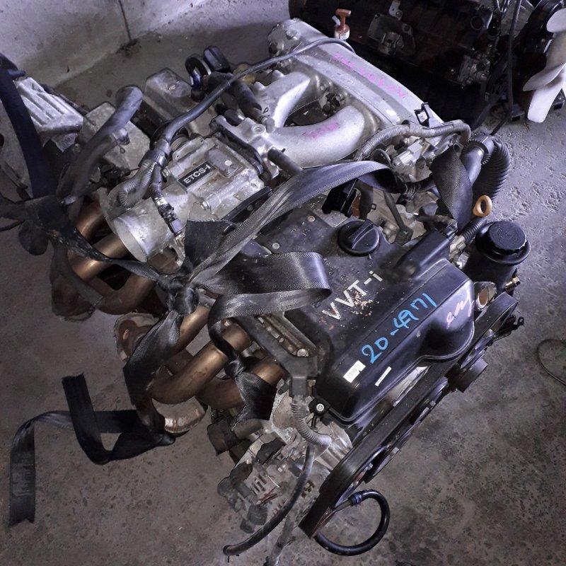 Двигатель Toyota Aristo JZS160 2JZ-GE (б/у)