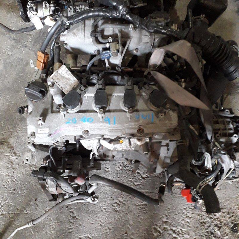 Двигатель Nissan Almera BVHNY11 QG18-DE (б/у)