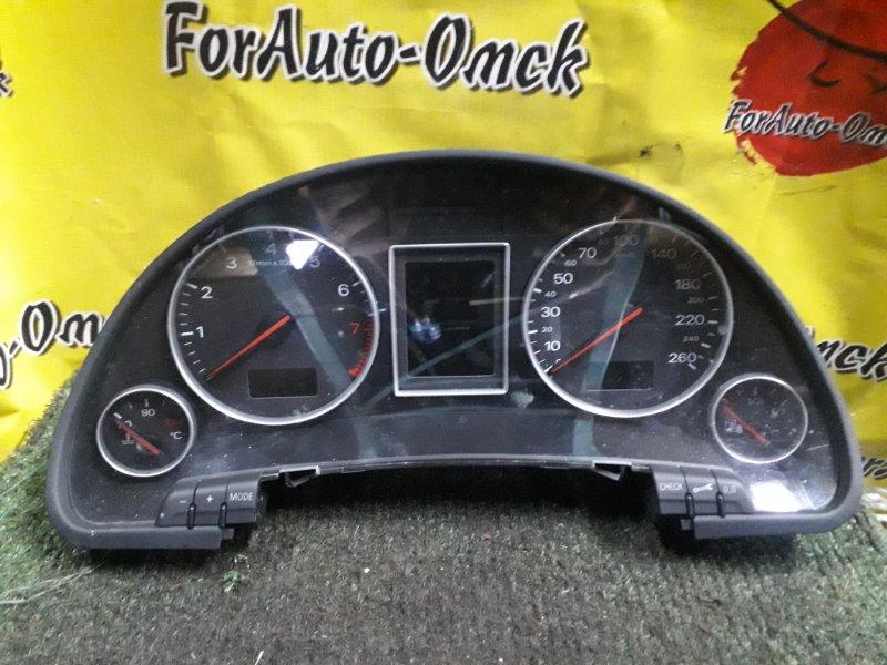 Панель приборов Audi A4 B6 ALT 2004 (б/у)