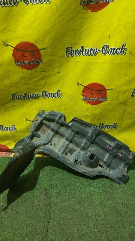 Защита двигателя Toyota Belta KSP90 передняя левая (б/у)