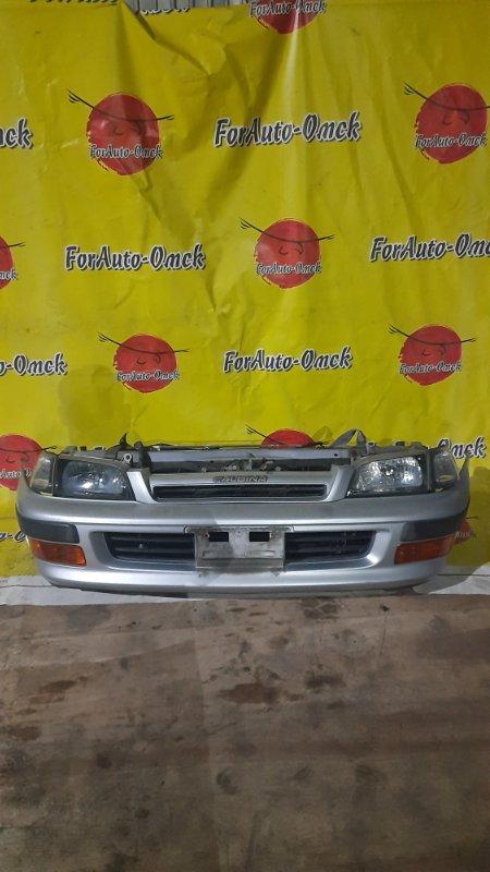 Nose cut Toyota Caldina AT191 7A-FE 1997 (б/у)