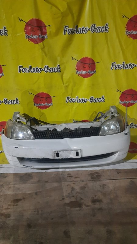 Nose cut Toyota Platz SCP11 1SZ-FE 2000 (б/у)