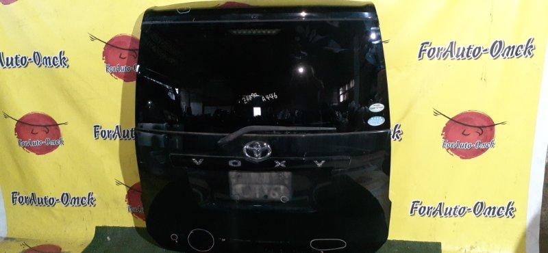 Дверь 5-я Toyota Noah ZRR70G (б/у)