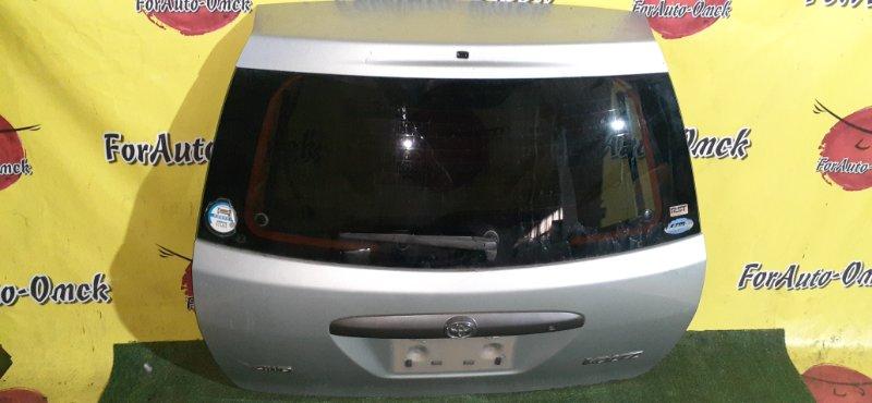Дверь 5-я Toyota Voltz ZZE138 1ZZ-FE 2002 (б/у)