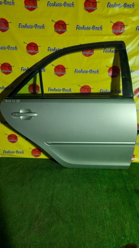 Дверь Toyota Camry ACV35 2AZ-FE 2005 задняя правая (б/у)