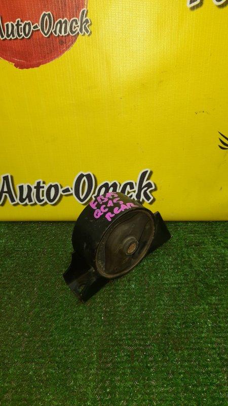 Подушка двигателя Nissan Ad B15 QG13-DE задняя (б/у)