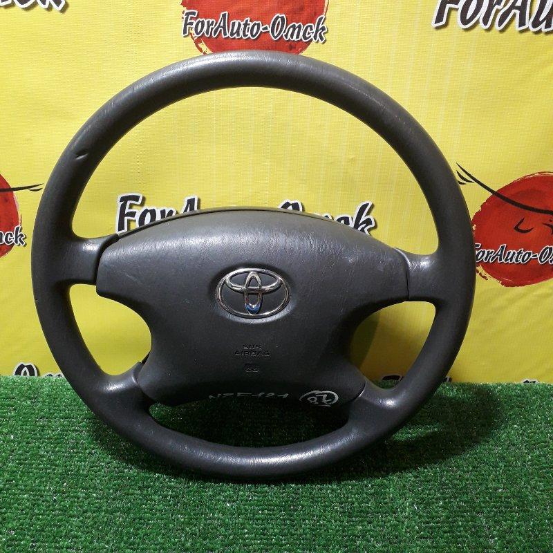 Руль Toyota Corolla Spacio NZE121 1NZ-FE 2003 (б/у)