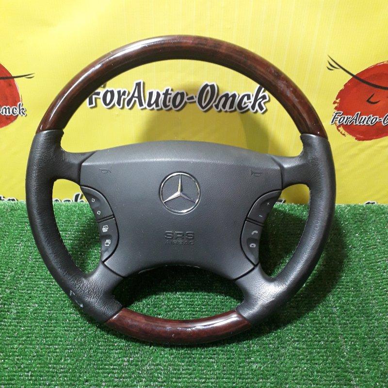 Руль Mercedes-Benz S-Class W220 112.972 2003 (б/у)