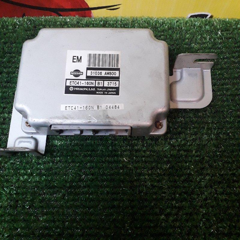 Блок управления акпп Nissan Primera TP12 QR20-DE (б/у)