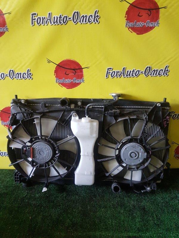 Радиатор двс Honda Cr-Z ZF1 LEA (б/у)