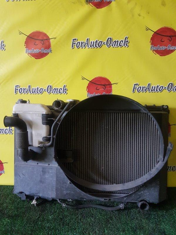 Радиатор двс Toyota Mark Ii GX110 1G-FE (б/у)