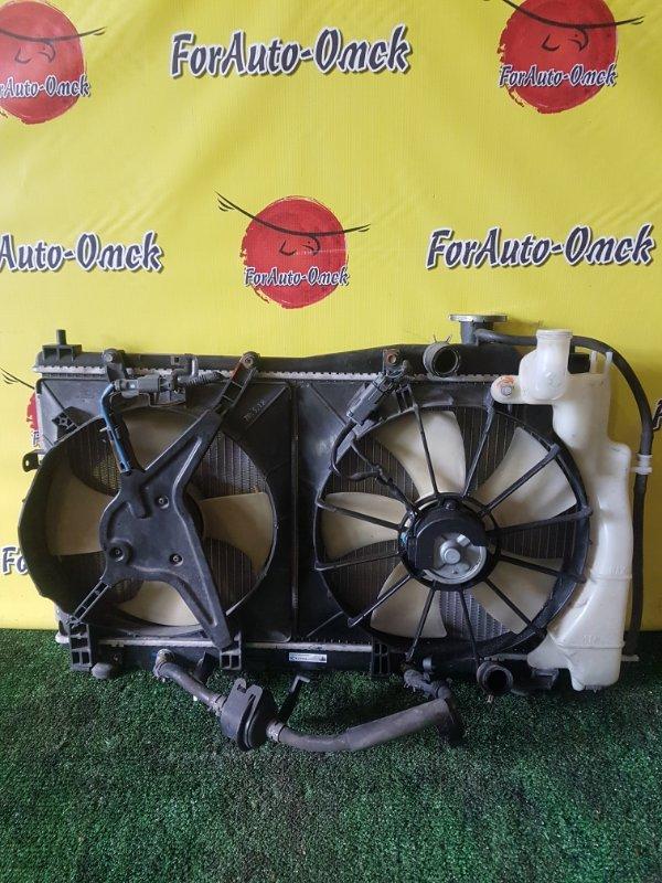 Радиатор двс Honda Civic Ferio ES1 D15B (б/у)