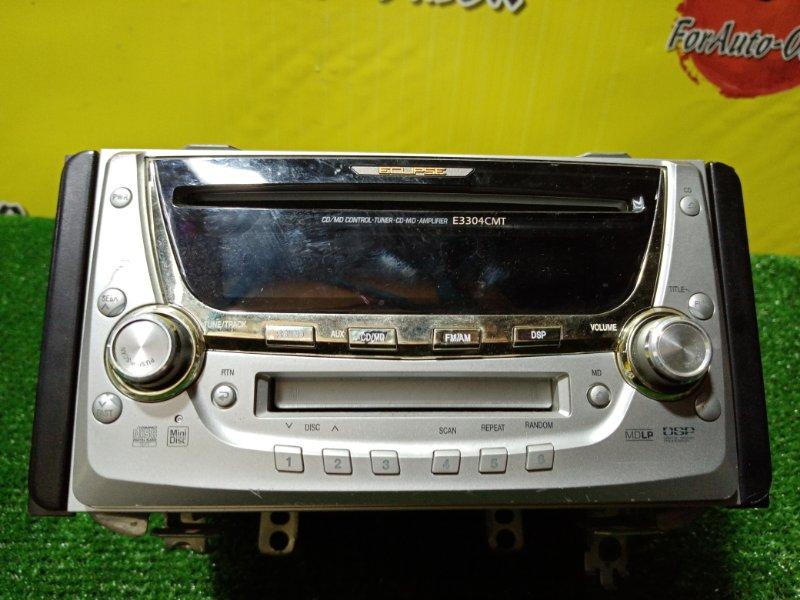 Автомагнитола Toyota Corolla Runx NZE124 1NZ-FE 2004 (б/у)