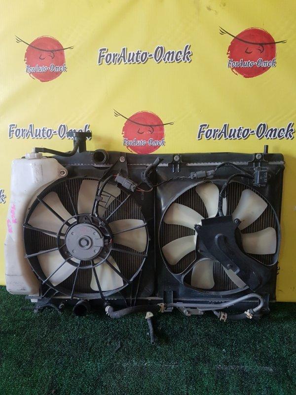 Радиатор двс Honda Crossroad RT3 R20A (б/у)