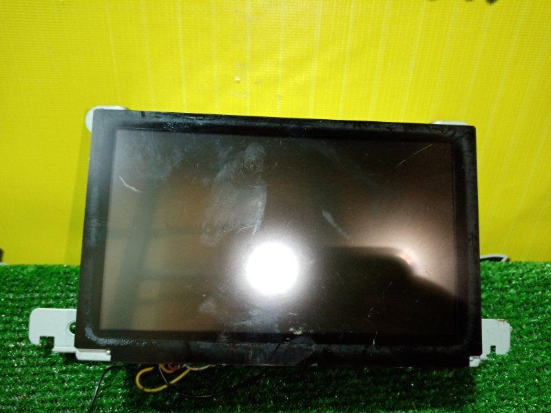 Монитор дисплей Nissan Primera TP12 QR20-DE 2002 (б/у)
